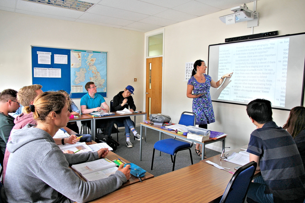 Modern Classroom Ideas ~ Ielts preparation tips and tricks for the speaking test