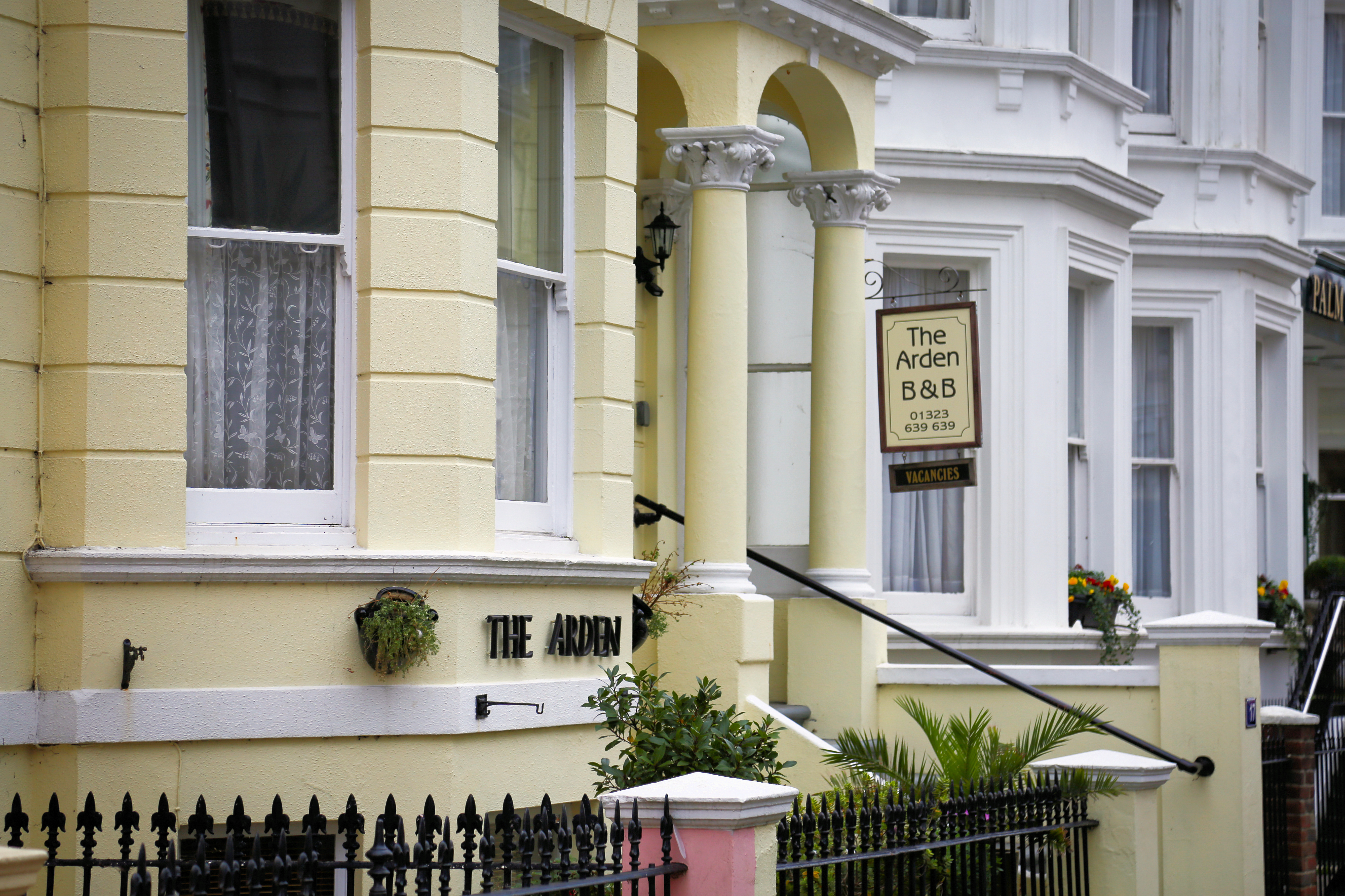 The Arden Guesthouse in Eastbourne