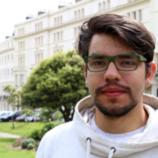 Rodrigo, One of our Study Year Programme students from Colombia at ELC Brighton